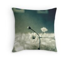 Half Past Ten Throw Pillow