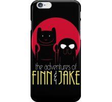 The Adventures of Finn and Jake shirt phone ipad case mug poster iPhone Case/Skin