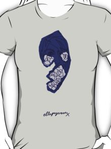 'Indigo Rose' T-Shirt