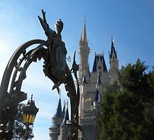 Cinderella - Disney by OnTheRoadAgain