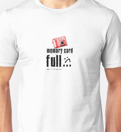 Memory Card Full T-Shirt