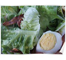 Caesar Salad Poster