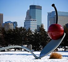 Spoon Bridge and Cherry by Amy Dokken