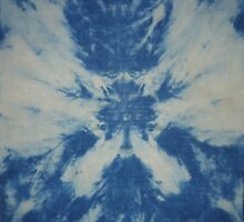 Shibori #10 (What can you see) by isisspirit