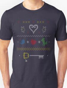 Kingdom Hearts Xmas T-Shirt