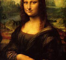 Mona Lisa  by AKA  RZA