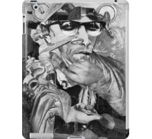 Vincents Pipe. iPad Case/Skin