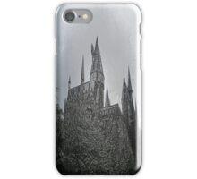 Castle Embossing iPhone Case/Skin