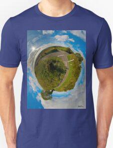 Country Roads - Killea Crossroads, Derry, N. Ireland T-Shirt