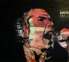 Johnny rotten By Indo by indo