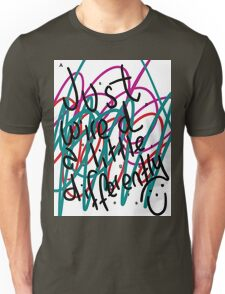 """Autism Aspergers Syndrome - """"Just wired a little differently"""" Unisex T-Shirt"""