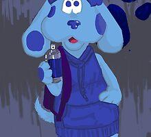 Blue  by musicalmaxwell