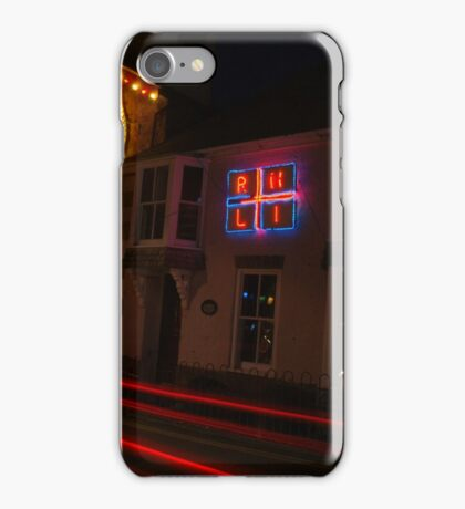 Mousehole High Street iPhone Case/Skin