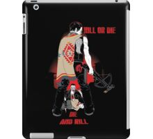 Kill or Die iPad Case/Skin