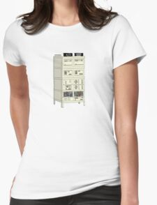 The Alex 9000 Computer c1981 Womens Fitted T-Shirt