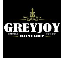 Greyjoy Draught Photographic Print