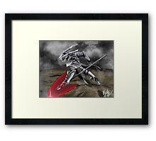 Akame Ga Kill: Incursio Unleashed! Framed Print