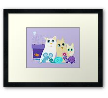 Friendships Beyond Compare Framed Print