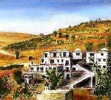 Moorish Andalucia by Colin Cartwright
