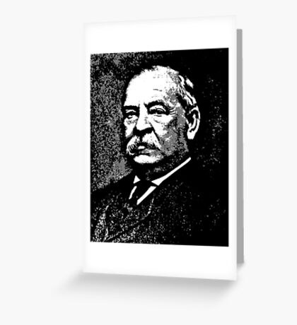 GROVER CLEVELAND-2 Greeting Card
