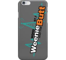 Weenie And The Butt iPhone Case/Skin