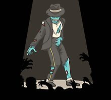 The Moon Walking Dead - The Walking Dead Michael Jackson Parody by ptelling