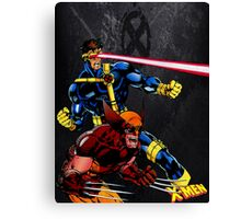 Spandex is cool!! Canvas Print