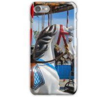 Empty horses iPhone Case/Skin