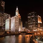 Michigan & Wacker by RKastl