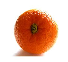 Vitamin C Photographic Print