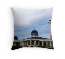 Building structure Throw Pillow