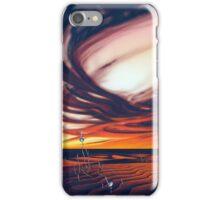 Desert Fire iPhone Case/Skin