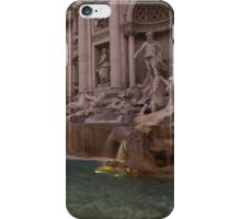 Rome's Fabulous Fountains - Trevi Fountain at Dawn iPhone Case/Skin