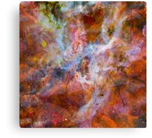 Cosmic Mushrooms 3 Canvas Print