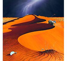 Dune Warriors Photographic Print