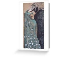 scent of jasmine Greeting Card