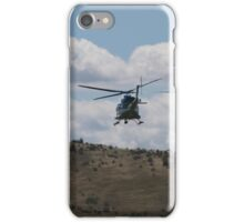 Care flight iPhone Case/Skin