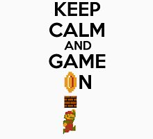 Keep Calm And Game On! Unisex T-Shirt