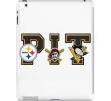 PIT iPad Case/Skin