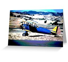 STEARMAN PT-17 Greeting Card