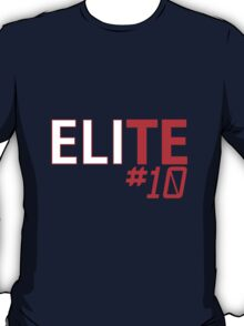 Eli Manning Elite #10 - Giants T-Shirt