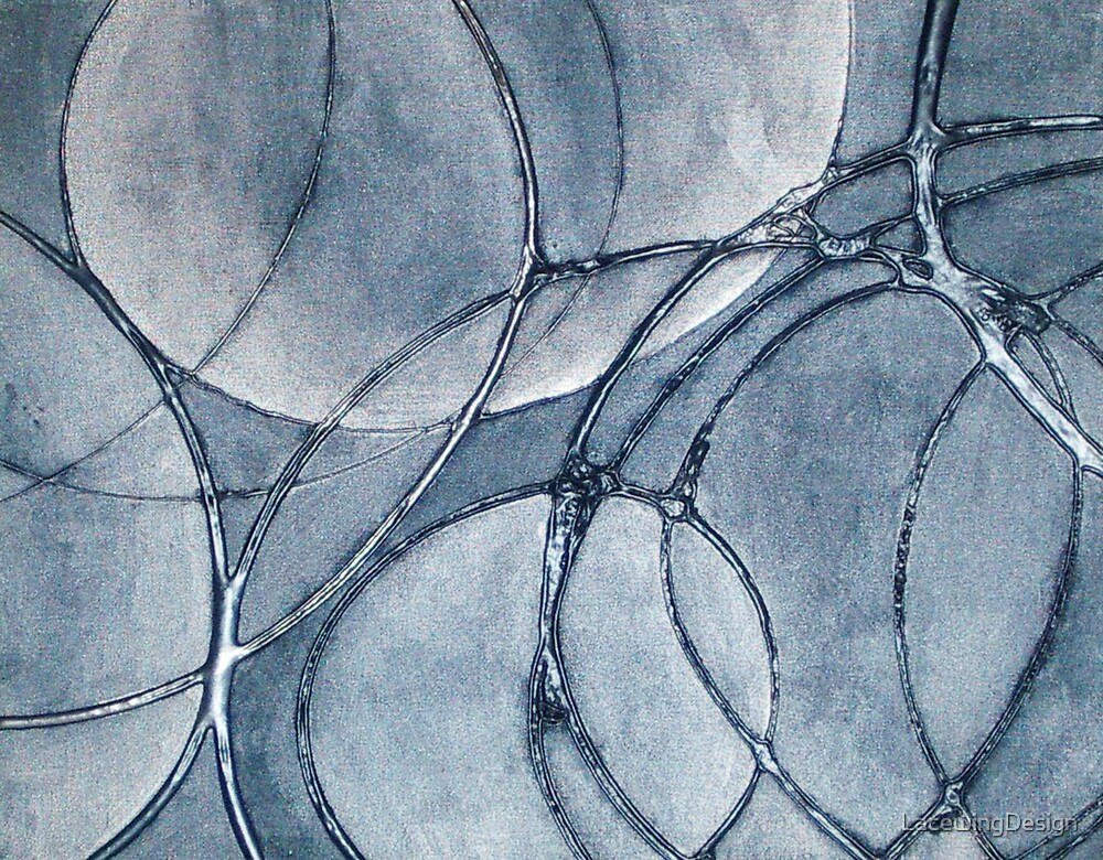 HELIX ~ SILVER STORM by LacewingDesign