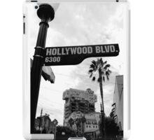 Hollywood Tower of Terror iPad Case/Skin