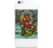 Merry Christmas, baby! iPhone Case/Skin