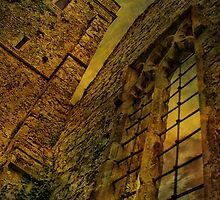 Eastwell Church Ruins by Dave Godden