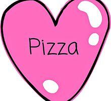 Pizza by Emily Lanier