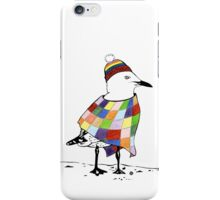 Chilli the Seagull T-shirt iPhone Case/Skin