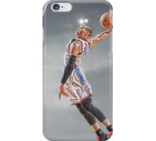 Basketball Westbrook iPhone Case/Skin