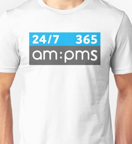 am-pms Unisex T-Shirt