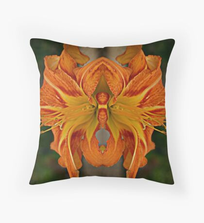 Infinite Throw Pillow